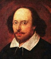 William Shakespeare - fotografie